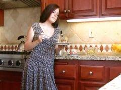 Geiler Hausfrauen Arsch